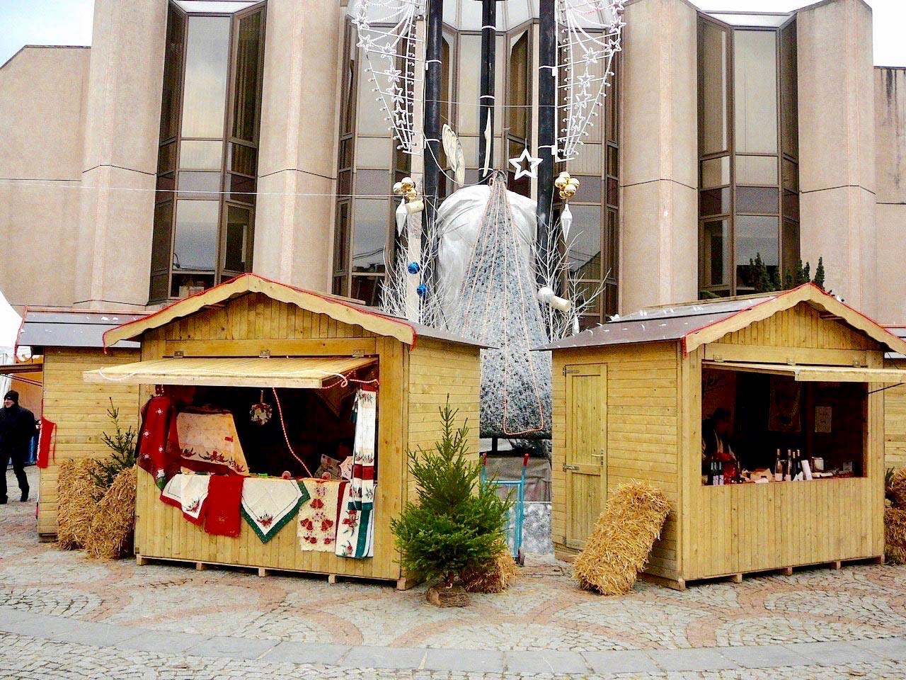 Chalet Marché De Noel Location de chalets de Noël à Versailles, Trappes, Yvelines, Île